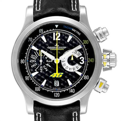 Photo of Jaeger Lecoultre Master Compressor Valentino Rossi Watch 146.8.25 Q175847V