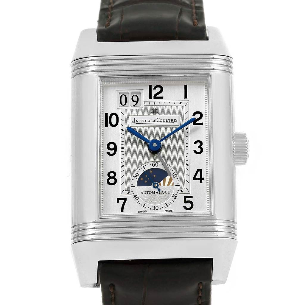 Photo of Jaeger LeCoultre Grande Reverso Date Automatic Watch 240.8.72 Q3038420