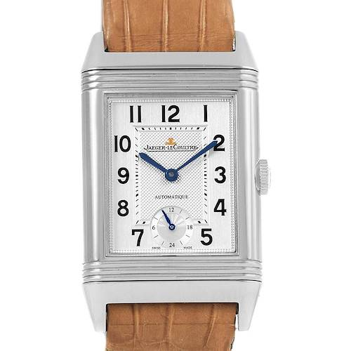 Photo of Jaeger LeCoultre Grande Reverso Steel Mens Watch 278.8.56 Q3808420