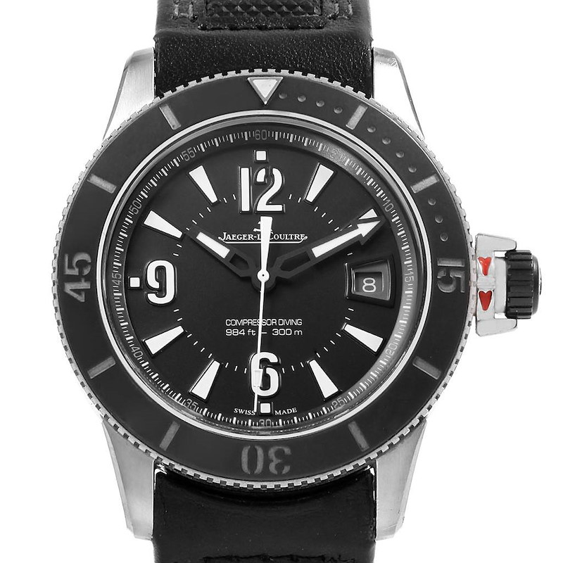 Jaeger Lecoultre Master Navy Seals Diving LE Watch 162.8.37 Q2018770 SwissWatchExpo