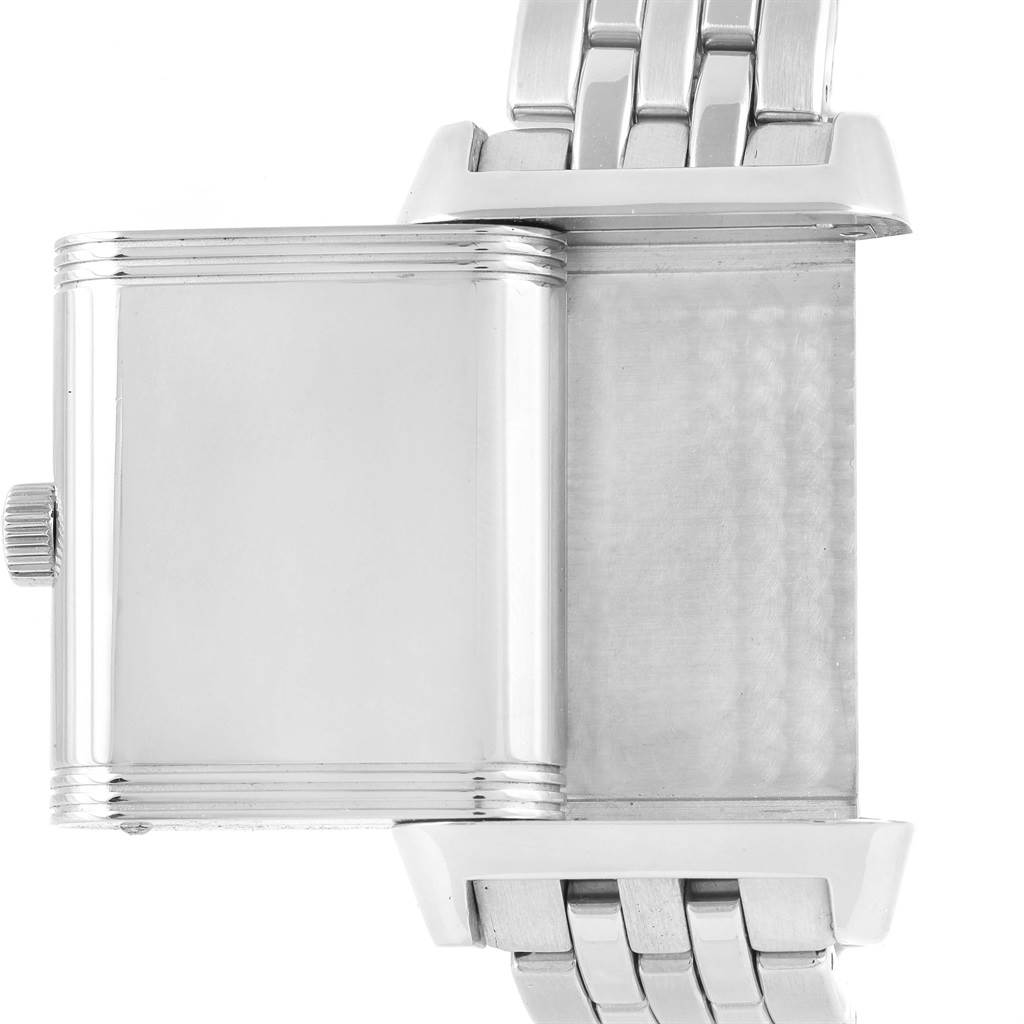 18679 Jaeger LeCoultre Grande Reverso Date Automatic Watch 240.8.72 Q3038420 SwissWatchExpo