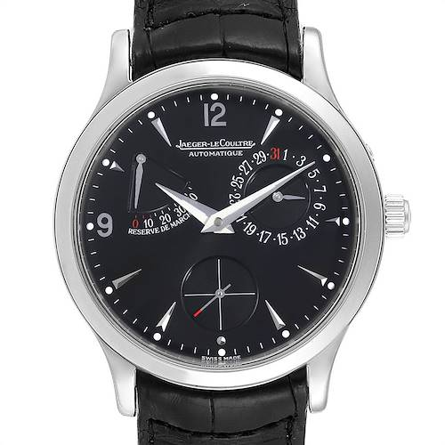 Photo of Jaeger Lecoultre Reserve De Marche Date Mens Watch 140.8.93.S