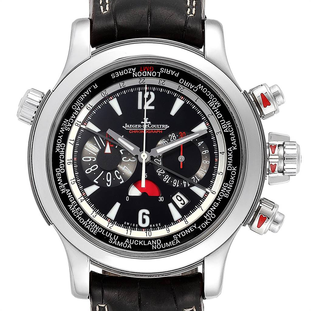 Jaeger Lecoultre Master Compressor Extreme Mens World 150.8.22 Q1768470 SwissWatchExpo