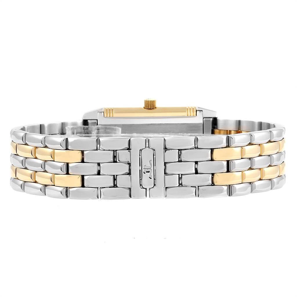 Jaeger LeCoultre Reverso Steel Yellow Gold Ladies Watch Q2605110 SwissWatchExpo