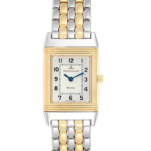 Photo of Jaeger LeCoultre Reverso Steel Yellow Gold Ladies Watch Q2605110