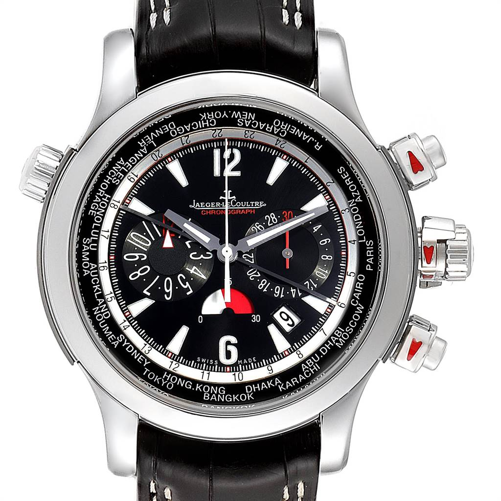 Jaeger Lecoultre Master Compressor Extreme Mens World 150.8.22 Q1768470