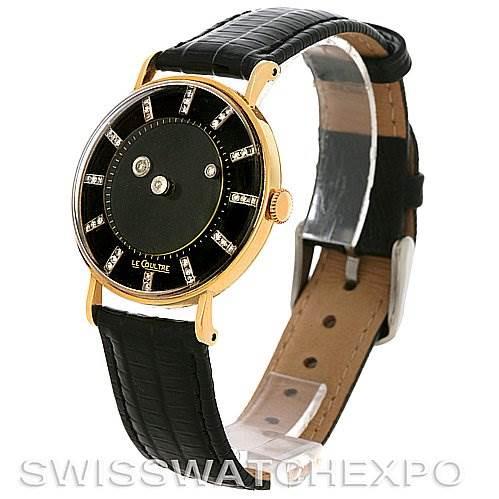 Vacheron Constantin   Lecoultre  Galaxy Mystery dial watch SwissWatchExpo