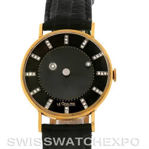 Photo of Vacheron Constantin   Lecoultre  Galaxy Mystery dial watch