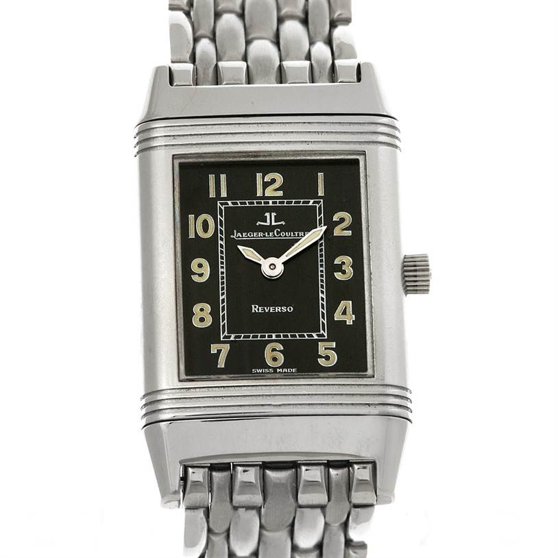 Photo of Jaeger LeCoultre Reverso Ladies 261.8.86 Steel Watch
