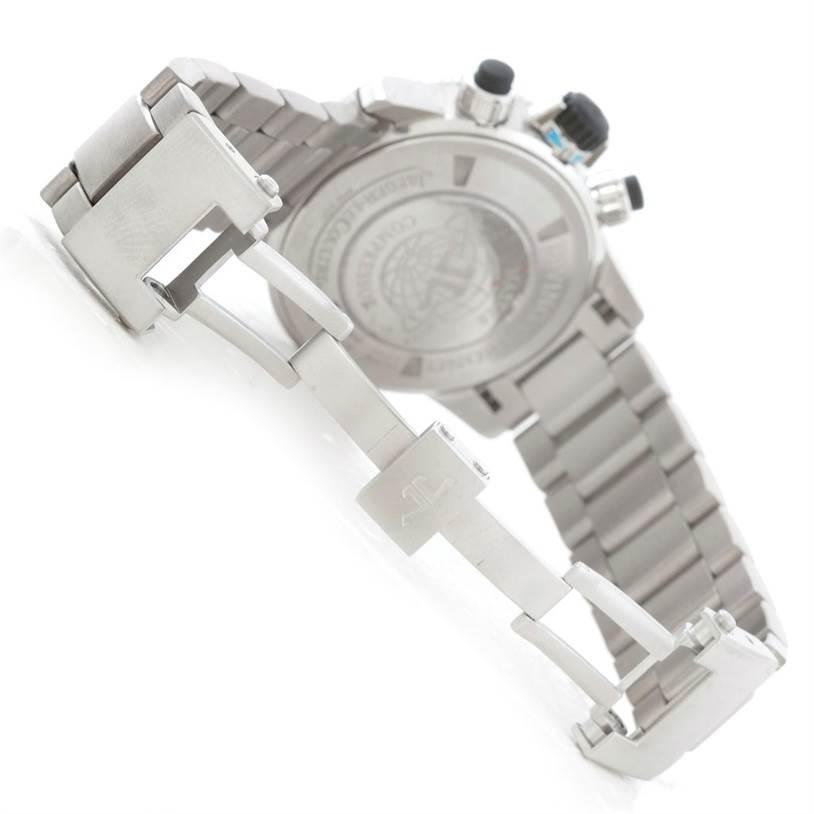 7034 Jaeger Lecoultre Master Compressor Titanium Watch 160.T.25 SwissWatchExpo