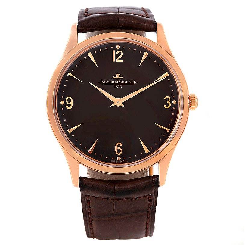 jaeger lecoultre master gold ultra thin
