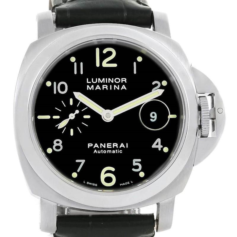 Panerai Luminor Marina 44mm Automatic Watch PAM00164 PAM164 SwissWatchExpo