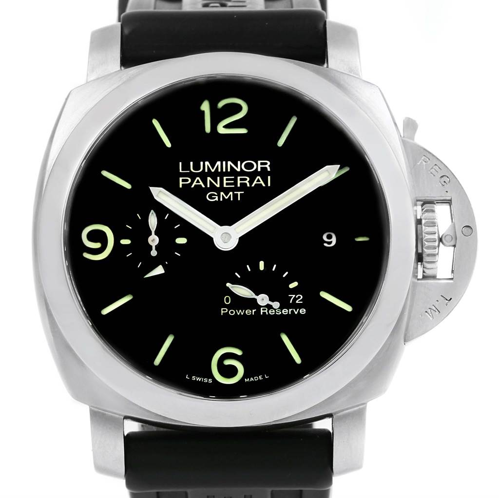 Panerai Luminor Marina 1950 3 Days GMT 44mm Watch PAM321 PAM00321