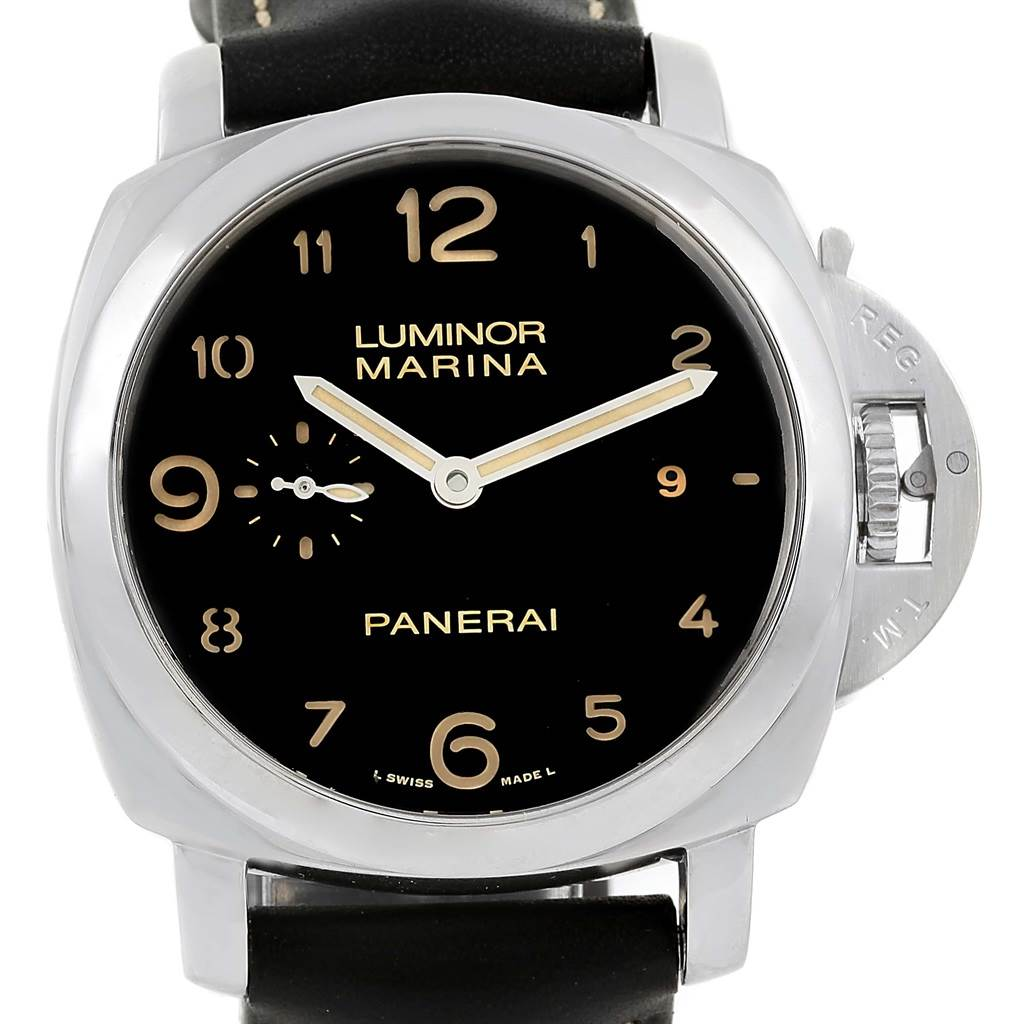 Panerai Luminor Marina 1950 44mm Mens Watch PAM359 PAM00359
