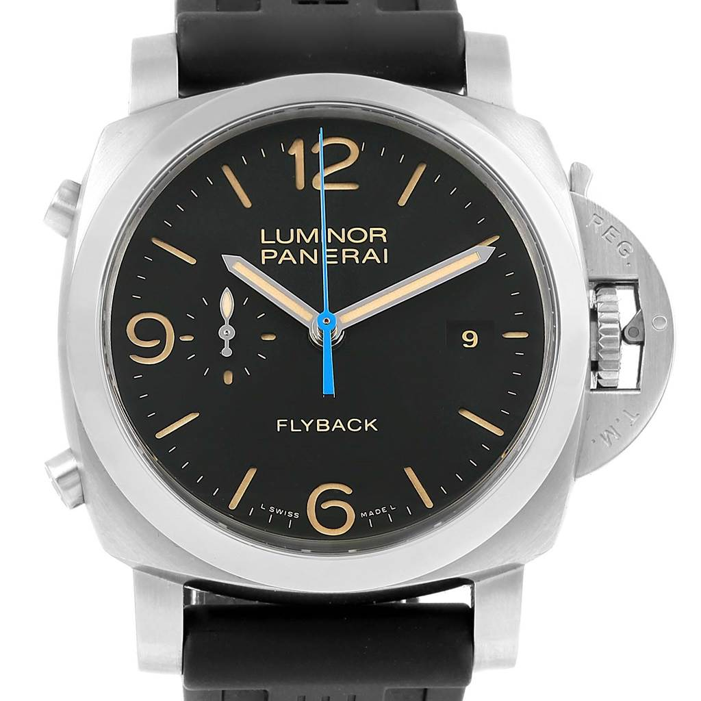Panerai Luminor 1950 3 Days Chrono Flyback Mens Watch PAM524 PAM00524