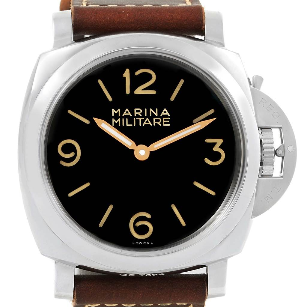 Panerai Luminor Marina 1950 Marina Militare Watch PAM673 PAM00673