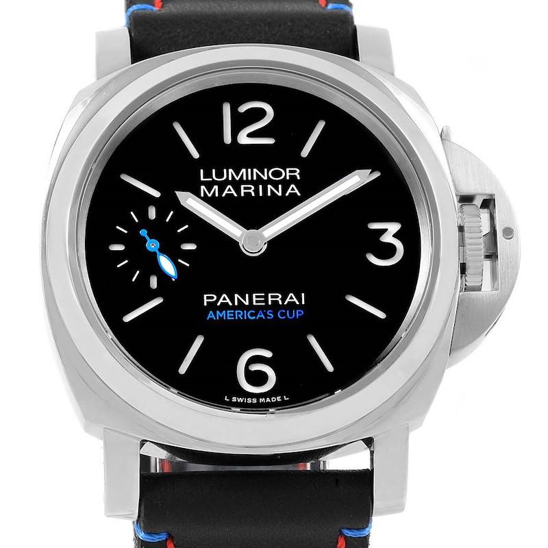 Panerai Luminor Oracle Team USA 8 Days Watch PAM724 PAM00724 Unworn SwissWatchExpo
