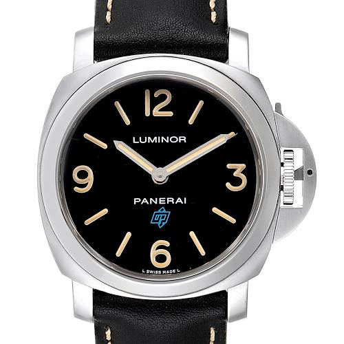 Photo of Panerai Luminor Acciaio Logo Paneristi 15th Anniversary Watch PAM00634 Box Papers