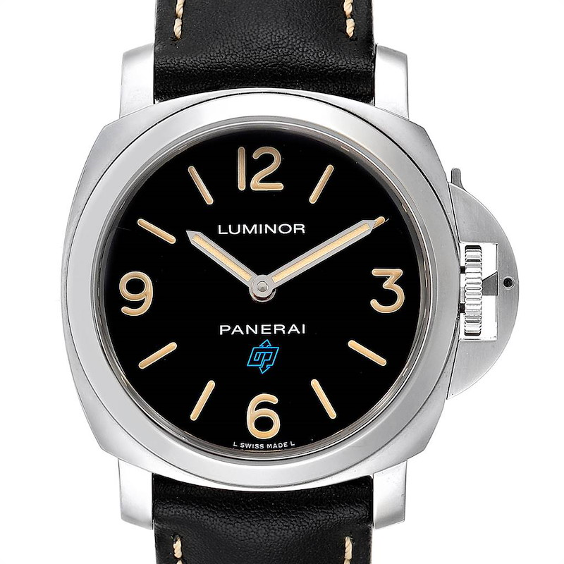 Panerai Luminor Acciaio Logo Paneristi 15th Anniversary Watch PAM00634 SwissWatchExpo