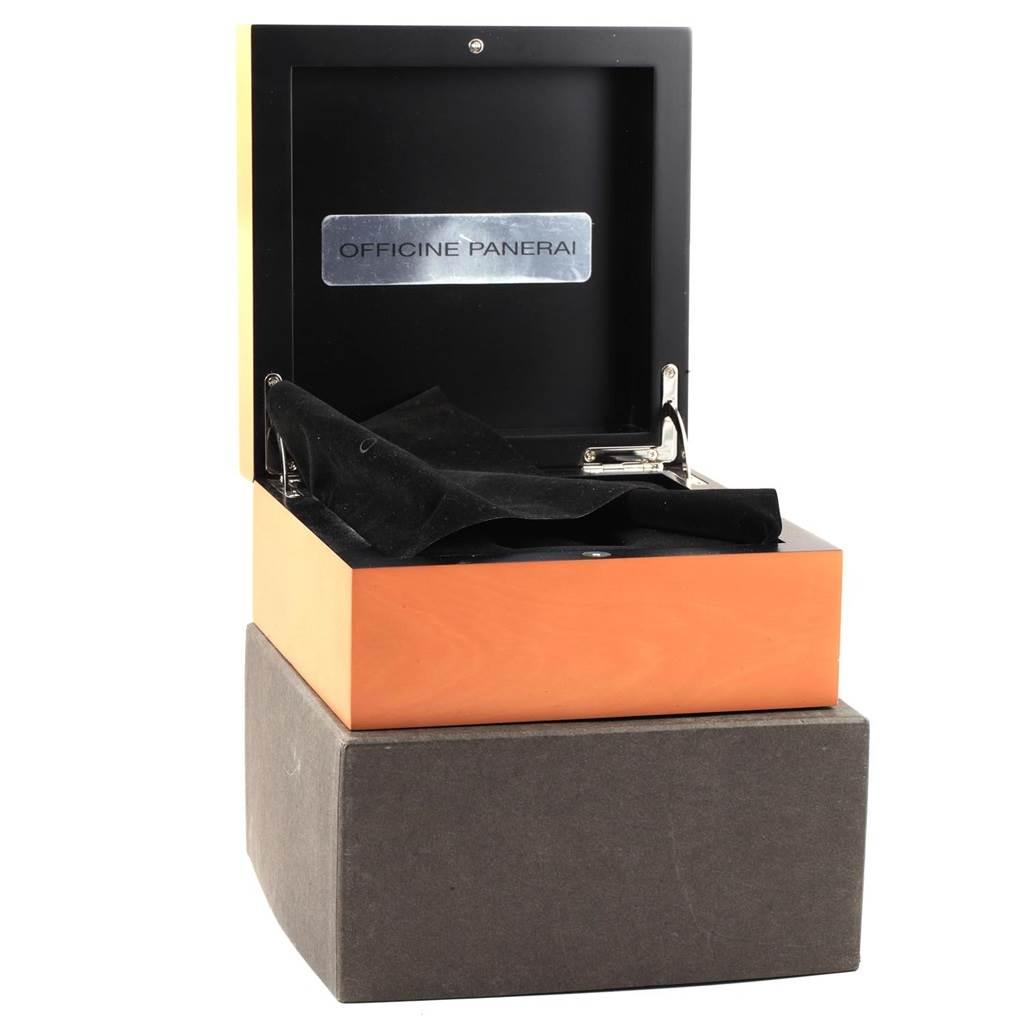 20969 Panerai Radiomir California 47mm 3 Days Power Reserve Watch PAM00424 SwissWatchExpo