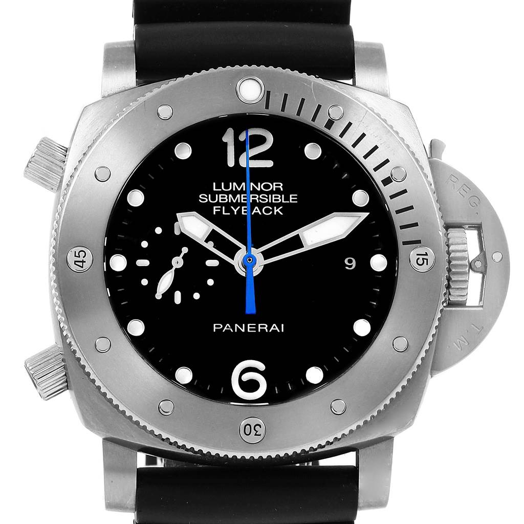 Panerai Luminor Submersible 1950 Chrono Flyback Watch PAM614 PAM00614