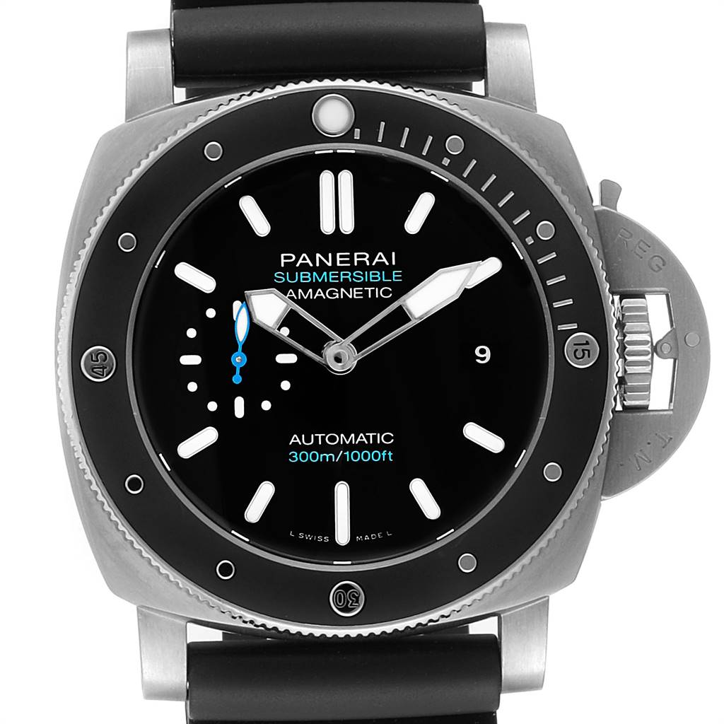 Panerai Luminor Submersible 1950 Amagnetic 3 Days Watch PAM01389 Unworn