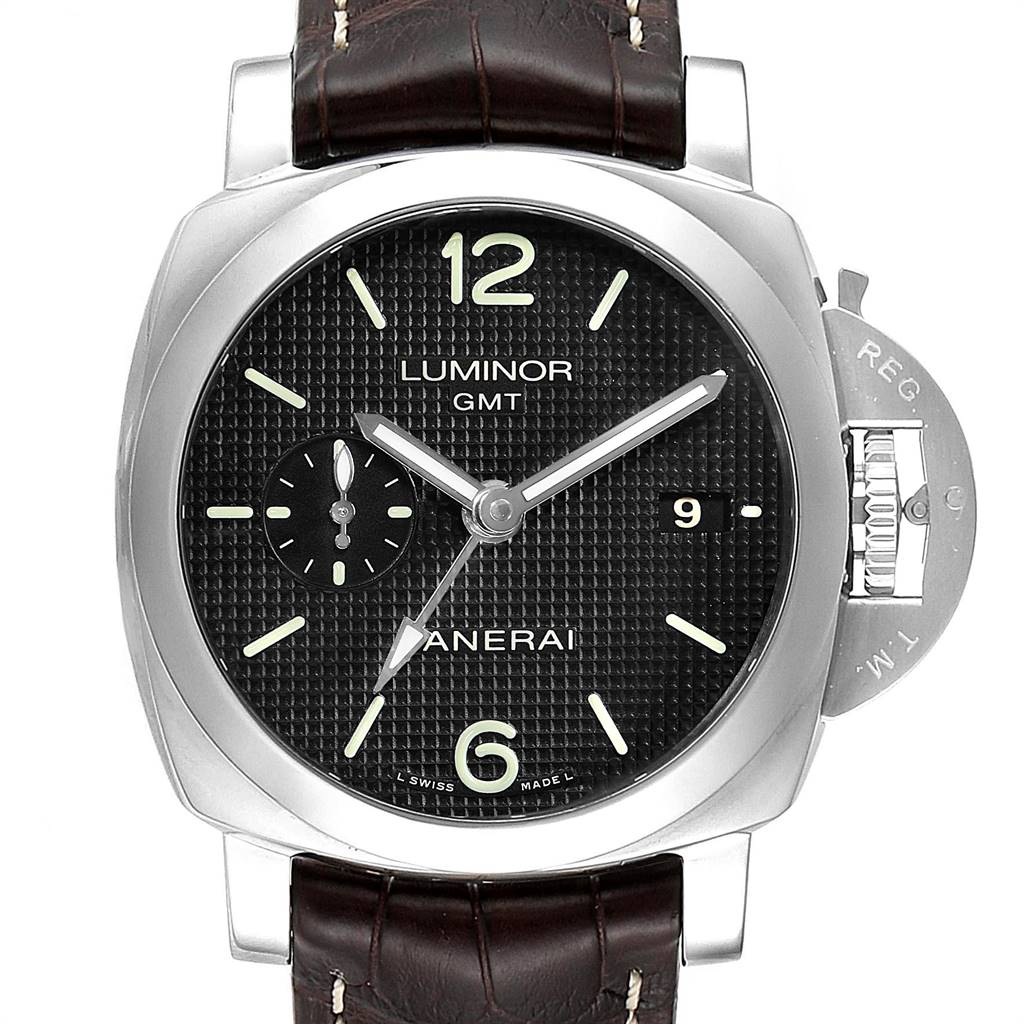 Panerai Officine Luminor 1950 3 Days Power Reserve Watch PAM00535