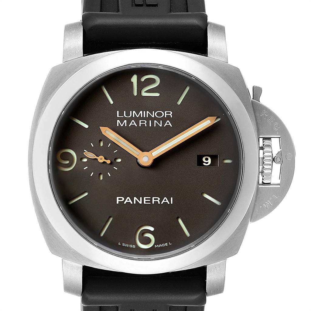 Panerai Luminor Marina 1950 3 Days Titanium 44mm Watch PAM00351