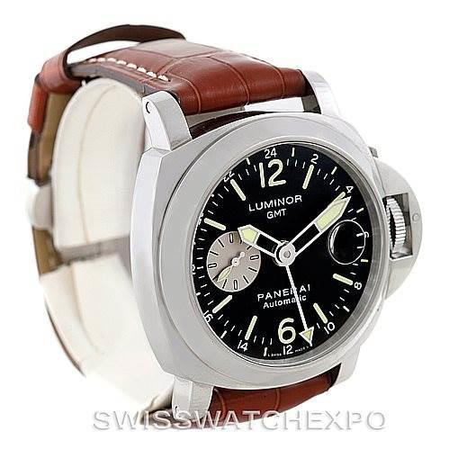Panerai Luminor GMT Mens Watch PAM00088 PAM88 SwissWatchExpo
