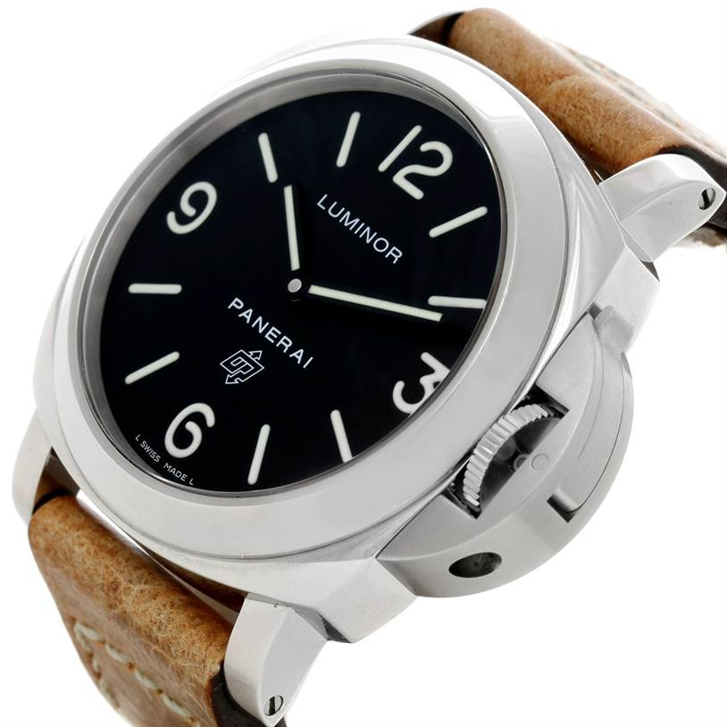 Panerai Luminor Base Logo 44mm Watch PAM000 PAM00000