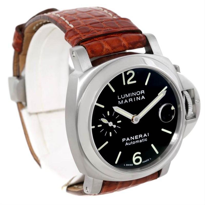 Panerai Luminor Marina Automatic 40.0mm Watch PAM048 PAM00048 SwissWatchExpo