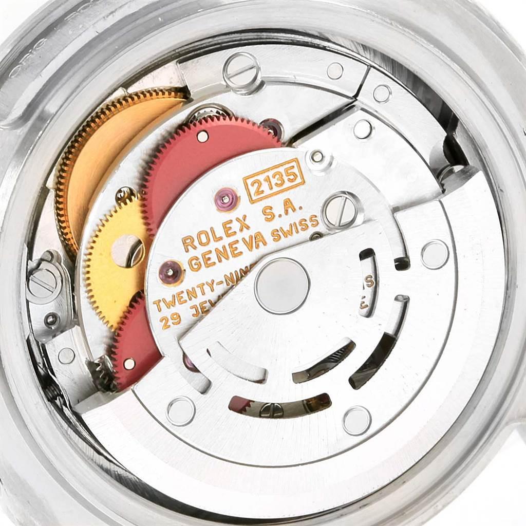 22837 Rolex Pearlmaster Masterpiece White Gold Diamond Sapphire Watch 69309 SwissWatchExpo