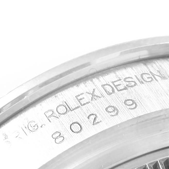 18026A Rolex Pearlmaster Masterpiece White Gold MOP Diamond Ladies Watch 80299 SwissWatchExpo